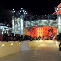 Red Bull Crashed Ice, Côte de la Montagne, Аутремонт