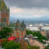 Quebec City, Canada (by K. Machulewski, Боучервилл