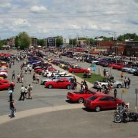 Guiness World Record 2007, 625 Mustangs Victoriaville, Викториавилл