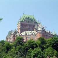 CANADA Chateau Frontenac Quebéc, Доллард-дес-Ормо