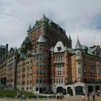 Chateau Frontenac, Доллард-дес-Ормо