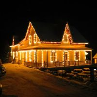 Village illuminé, Драммондвилл