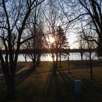 Éclatant lever de Soleil, Драммондвилл