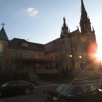 Église Saint-Frédérique de Drummondville, Драммондвилл