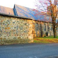 Église St-Georges , ( Vue de Côté), Драммондвилл