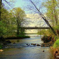 Ruisseau des îles, Драммондвилл