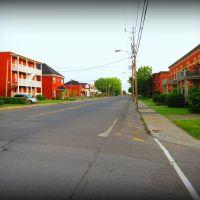 Rue Lindsay , Centre ville, Драммондвилл