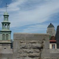 Maison Dauphine et Édifice Price de la Porte Kent, Квебек