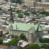 Église St-Jean-Baptiste, Левис