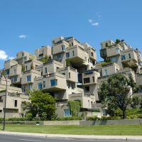 Cubes, Монреаль