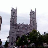 051 Montréal, Eglise Notre-Dame, Монреаль