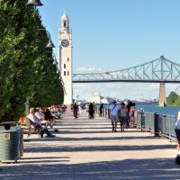 """""""Lhorloge du Vieux-Port de Montréal""""   Montréal (Québec) Canada, Монреаль"""