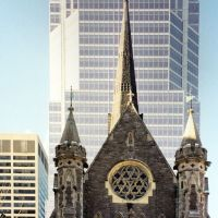 Montreal St Andrew Church. Past/Present, Монреаль