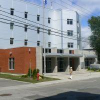 Centre civique de Rimouski Conservatoire, Римауски
