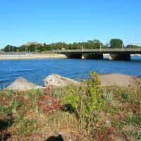 Pont sur la rivière Rimouski (Québec), Римауски