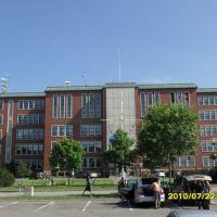 LInstitut maritime du Québec  - Quebec Maritime Institute, Римауски