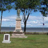 Place des Anciens Combattants, Rimouski, Римауски