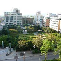 Parc du Quartier St-Roch, Роуин