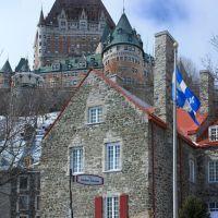 Quebec City,special collaboration: Eva Lewitus 2013, Роуин