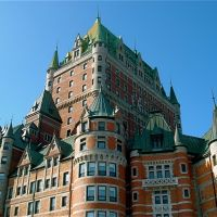 Château Frontenac, Сант-Хуберт