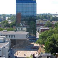 Place Royale, Trois-Rivières tallest building, Труа-Ривьер