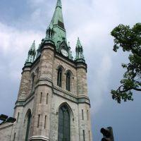 Trois-Rivières Cathedral, Труа-Ривьер
