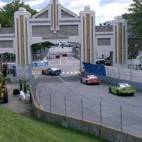 Porte Pacifique Duplessis durant le Grand-Prix, Труа-Ривьер