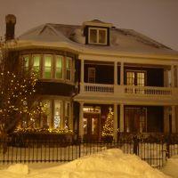 hiver nuit 2005 020, Труа-Ривьер