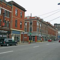 Trois Rivières downtown, Труа-Ривьер