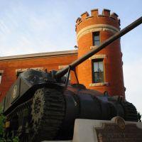 M4 Sherman, Manège Militaire, Труа-Ривьер