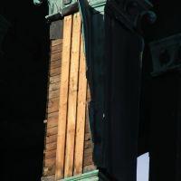 Vol de cuivre-details, Труа-Ривьер