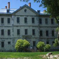 The old prison of Trois-Rivières / La vieille prison de Trois-rivières, Труа-Ривьер