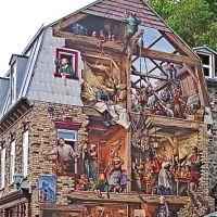 Trompe loeil, Чарльсбург
