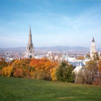 Québec en automne, Чарльсбург