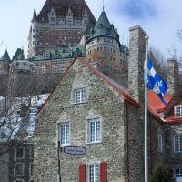 Quebec City,special collaboration: Eva Lewitus 2013, Чатогуэй