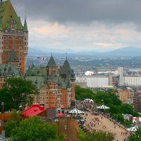 Quebec City, Canada (by K. Machulewski, Чикоутими