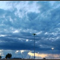 Stormy sky, Шербрук