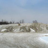 Butte de neige des rues, Шербрук