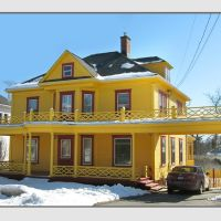 La maison jaune, Шербрук