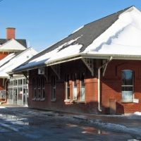 Sherbrooke GTR Station, Шербрук