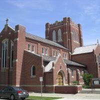St. Matthews Cathedral, Brandon, Брандон