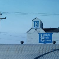 United Grain Growers Elevator, Брандон