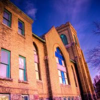 Abandoned Church, Брандон