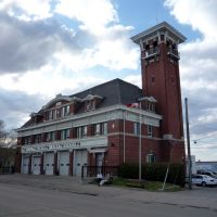 Brandon Central Fire Station, Брандон