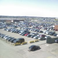 Parking at ACOA, Монктон