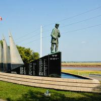 Moncton - Monument des maires - Mayors monument, Монктон