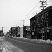Union Street, Сент-Джон