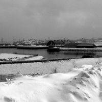 Saint John Harbour in Winter, Сент-Джон