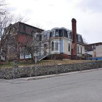 Camarthan & Mecklenburg St -  Saint John NB 2009, Сент-Джон