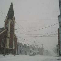 Waterloo street, Saint John NB 2008, Сент-Джон